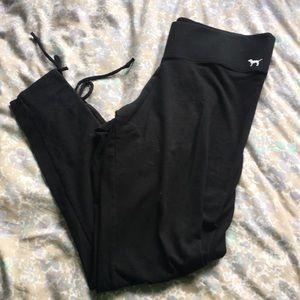 Victoria's Secret tassel leggings